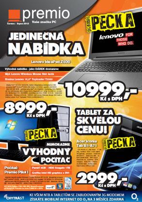 Premio noviny červen 2013