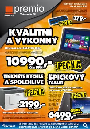 Premio noviny listopad 2013