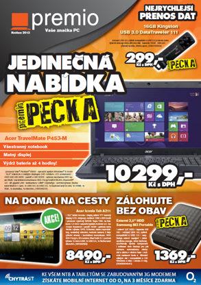 Premio noviny – květen 2013